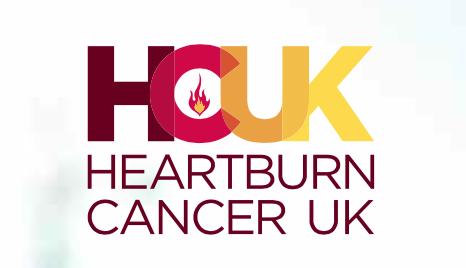 Hampshire - Heartburn Cancer UK awareness campaign