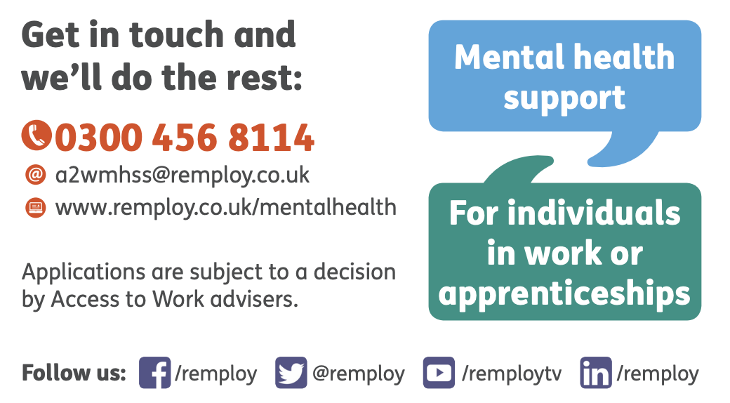 Access to Work Mental Health Support Service banner.png